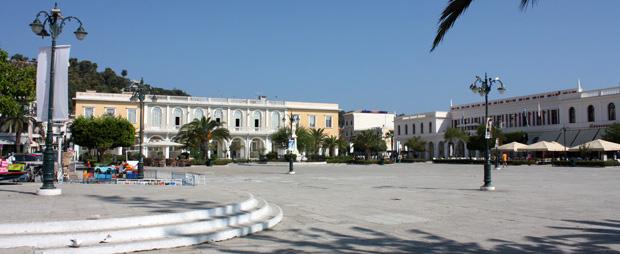 Solomos square