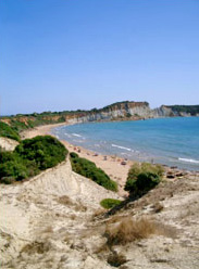 Beach of Gerakas