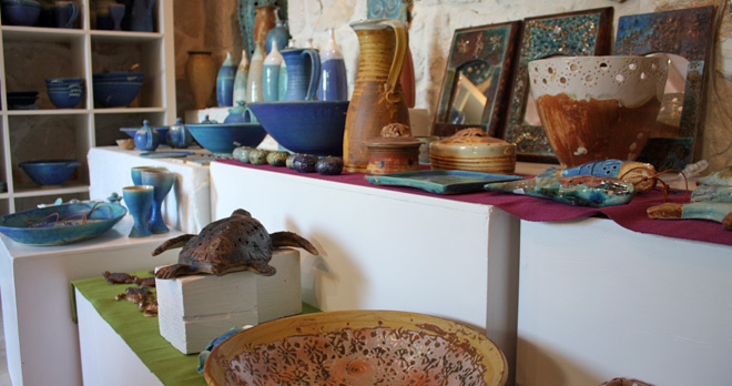 Hanne mi 39 s studio lavori in ceramica for Laboratorio con alloggi